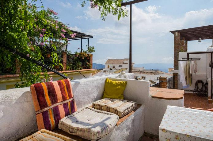 Beautiful Rooftop Terrace - Your very own private Townhouse - Canillas de Aceituno - rentals