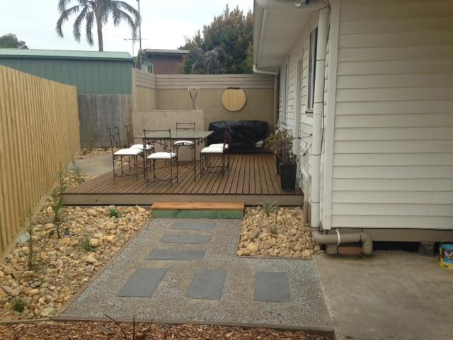 Back deck - Holy Cowes! Holiday Rental in Cowes-Phillip Island - Cowes - rentals