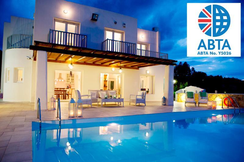 Oceanview Villa 126 - Stunning infinity pool - Image 1 - World - rentals