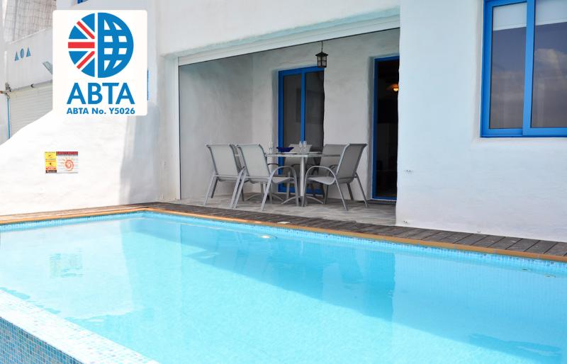 Oceanview Villa 053 - Traditionally styled 3 bed - Image 1 - Protaras - rentals