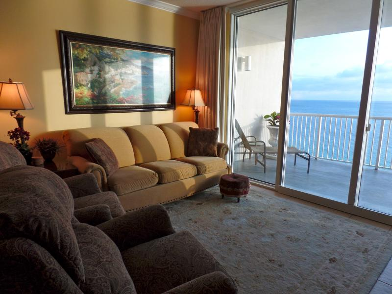 Oceanfront Luxury near Pier Park-free beachservice - Image 1 - Panama City Beach - rentals