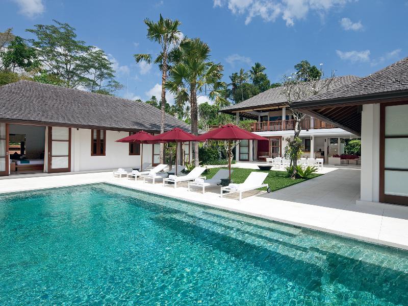 Villa Atacaya - Exterior pool - Villa Atacaya - an elite haven - Buwit - rentals