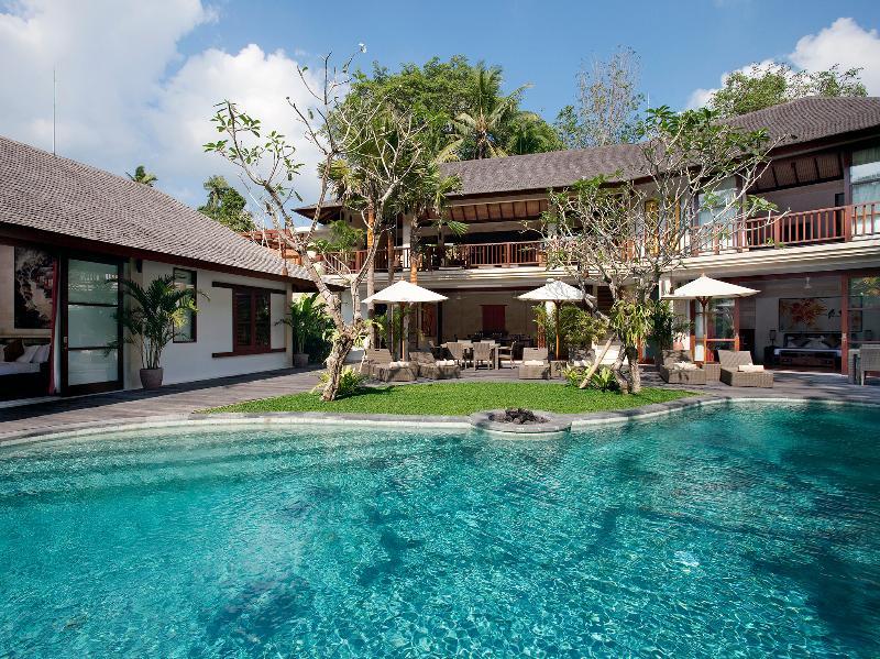 Villa Iskandar - Pool - Villa Iskandar - an elite haven - Buwit - rentals