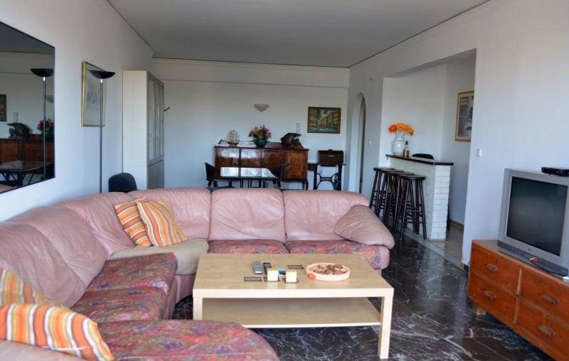 Rhodes island in Greece - 3 bedrooms Sea view apt - Image 1 - Rhodes - rentals