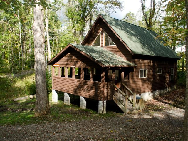 Canyon Doors at Adventures on the Gorge - Image 1 - Lansing - rentals