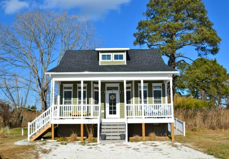 Cockleshell Cottage - Image 1 - Chincoteague Island - rentals