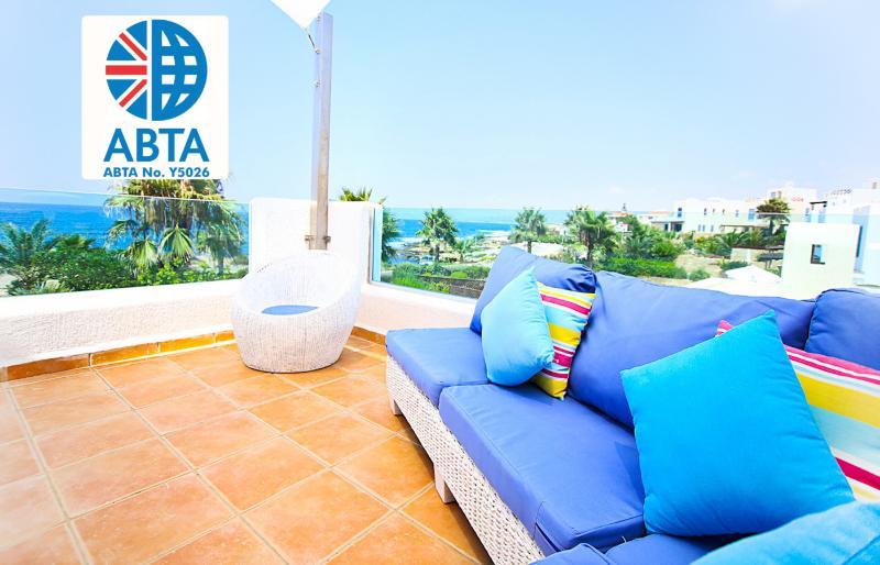 Oceanview Villa 117 - In Paphos with Sea Views - Image 1 - Paphos - rentals