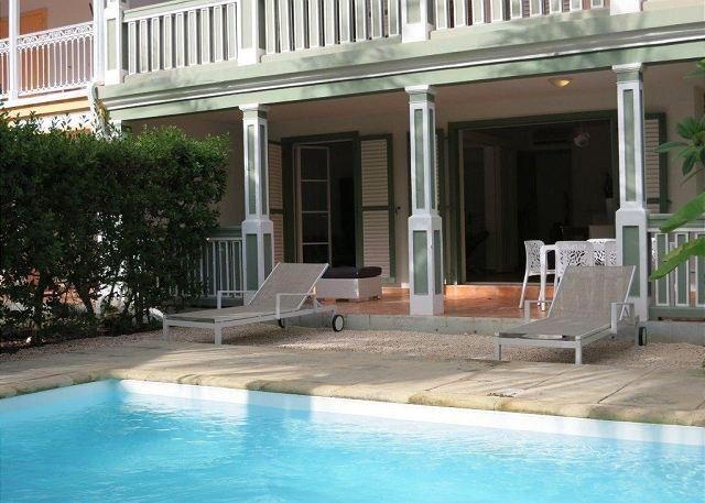 Orient Beach TOWNHOME w/ Private Pool - Image 1 - Saint Martin - rentals