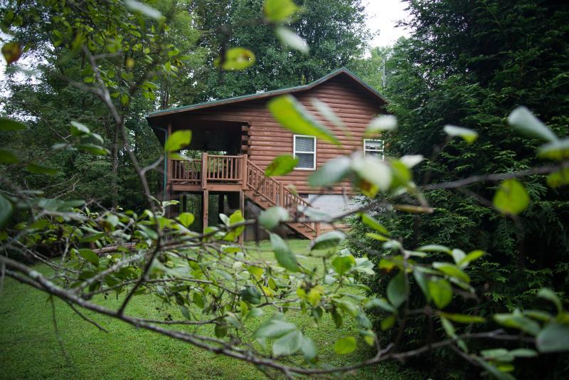 Fox Creek Waterside Cabin - FOX CREEK WATERSIDE CABIN near the Smoky Mountains - Bryson City - rentals