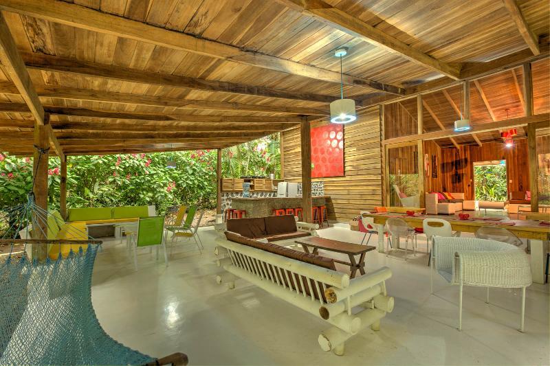 Casa Cerise: modern 16 pers Private Beach front - Image 1 - Punta Uva - rentals