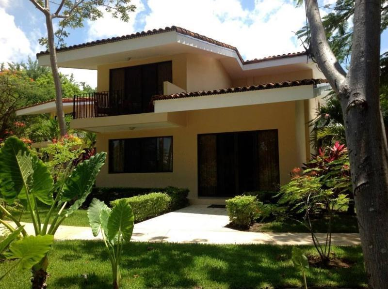 Front of the villa - Vista Ocotal, beach villa 3BR/3BA in Playa Ocotal - Playa Ocotal - rentals