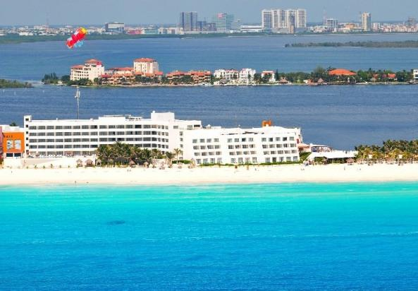 Hotel View - Flamingo Cancun Resort, Mexico - Cancun - rentals