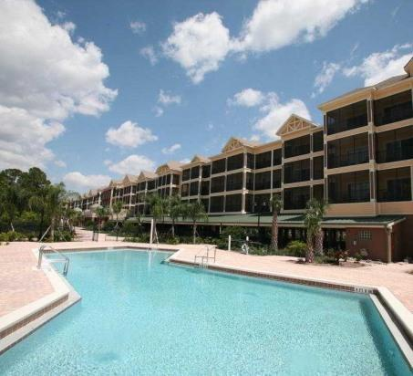 Hotel and Outdoor Pool View - Peaceful The Palisades Resort, Winter Garden, FL - Four Corners - rentals