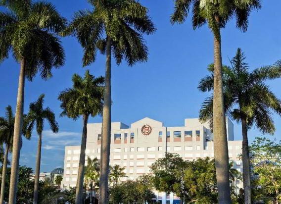 Hotel View - Sheraton Suites Plantation, Ft Lauderdale - Plantation - rentals