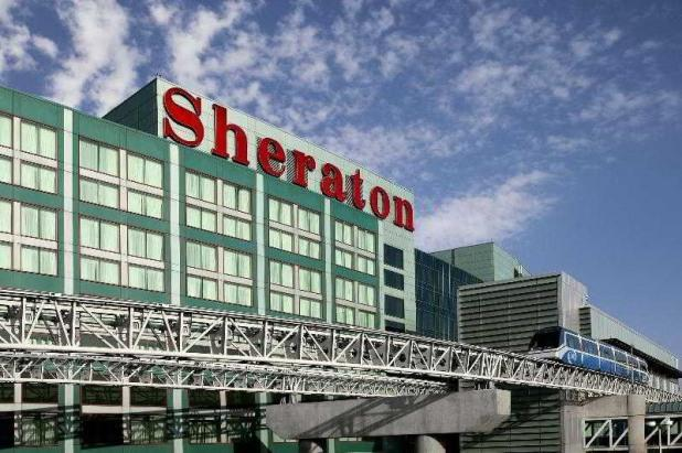 Hotel View - Sheraton Gateway Hotel in Toronto Int'l Airport - Mississauga - rentals
