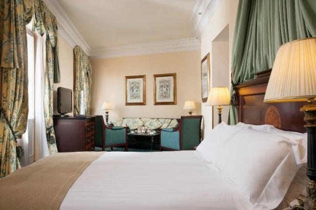 Single Bed Room View - Intercontinental Hotel De La Ville Rome - Roma - rentals