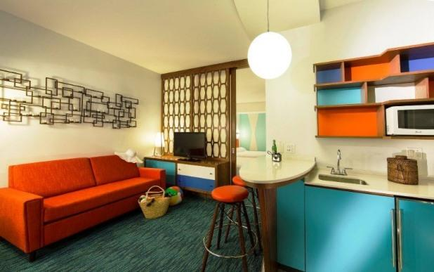 General Room View - Universal Cabana Bay Beach Resort, Orlando - Orlando - rentals