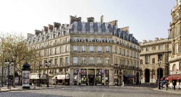 Hotel View - Hotel Du Louvre a Hyatt Hotel, Paris - Paris - rentals