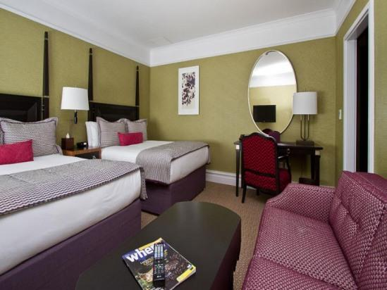 Double Bed Room View - St Ermin's Hotel, Westminster, London - London - rentals