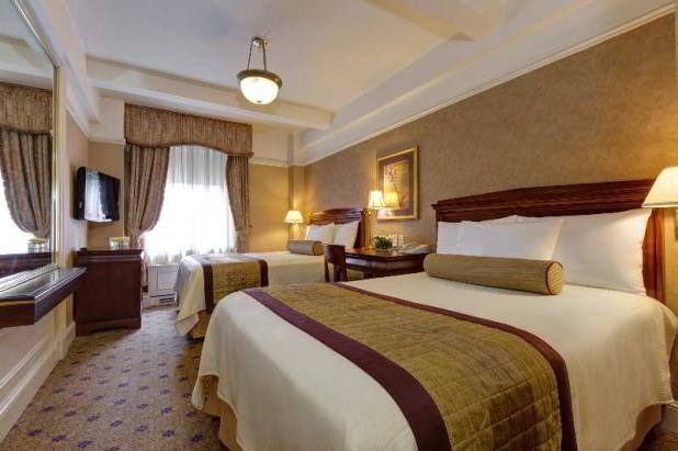 Double Bed Room View - Wellington Hotel Manhatten - Manhattan - rentals