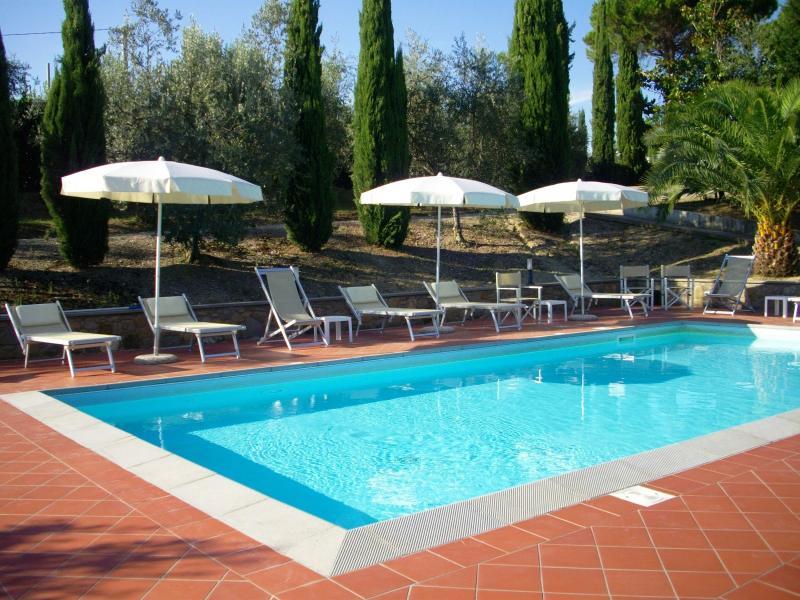 5 bedroom Villa in Vinci, Florentine hills, Arno Valley, Italy : ref 2293977 - Image 1 - Limite Sull'Arno - rentals