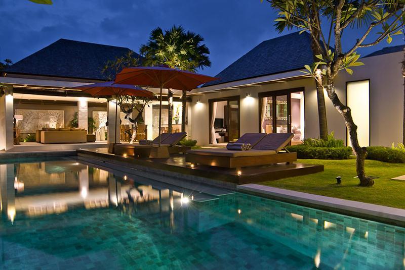 - Chandra Villas - 3br Villa 3 - Seminyak - rentals