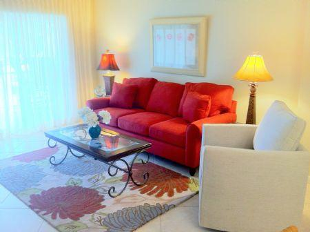 Brand New Living Room Furniture - Chinaberry 426 - Siesta Key - rentals