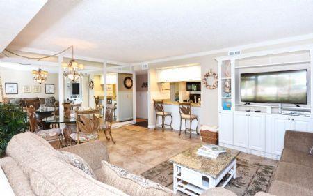 Living Space - Firethorn 613 - Siesta Key - rentals
