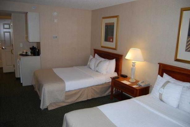 Double Bed Room View - Holiday Inn Anaheim / Disneyland Area - Anaheim - rentals