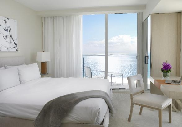 Single Bed Room View - Trendy Grand Beach Surfside Resort Miami - Surfside - rentals