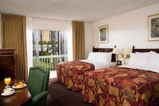 Double Bed Room View - Anaheim Plaza Hotel Disneyland - Anaheim - rentals