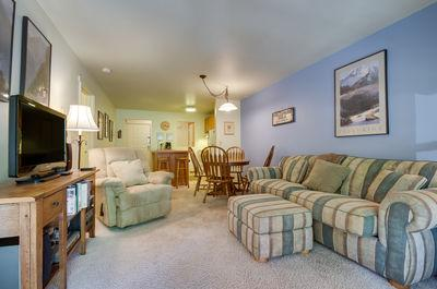 Fall Line #207 (2 bedrooms, 1 bathroom) - Image 1 - Telluride - rentals