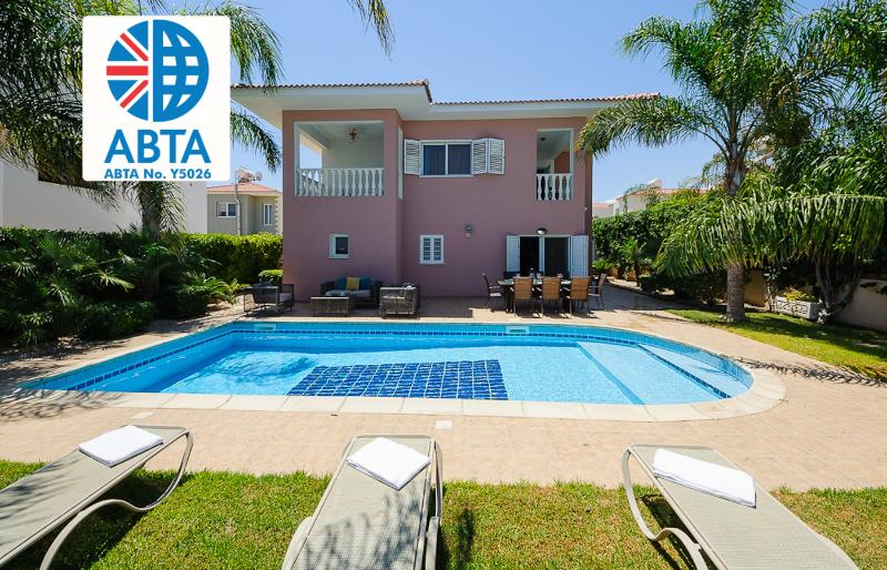 Oceanview Villa 016 - close to the beach - Image 1 - Protaras - rentals