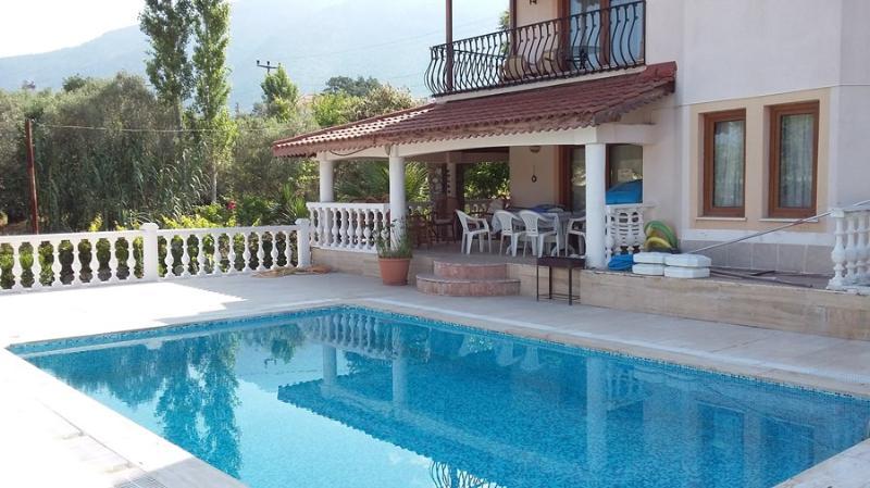 Villa Typen, Ovacik, Oludeniz Turkey. - Image 1 - Ovacik - rentals