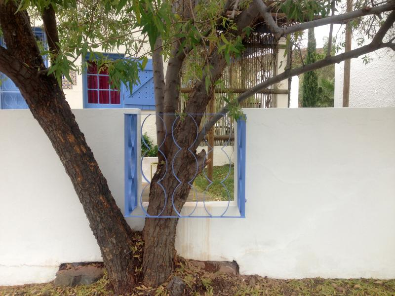 Street view - Pretty Artists Cottage, Prince Albert/South Africa - Prince Albert - rentals