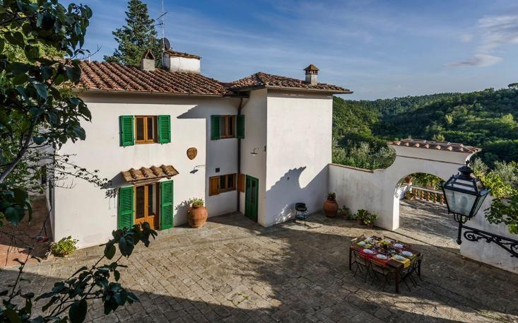 Villa Torricella - Image 1 - Tavarnuzze - rentals