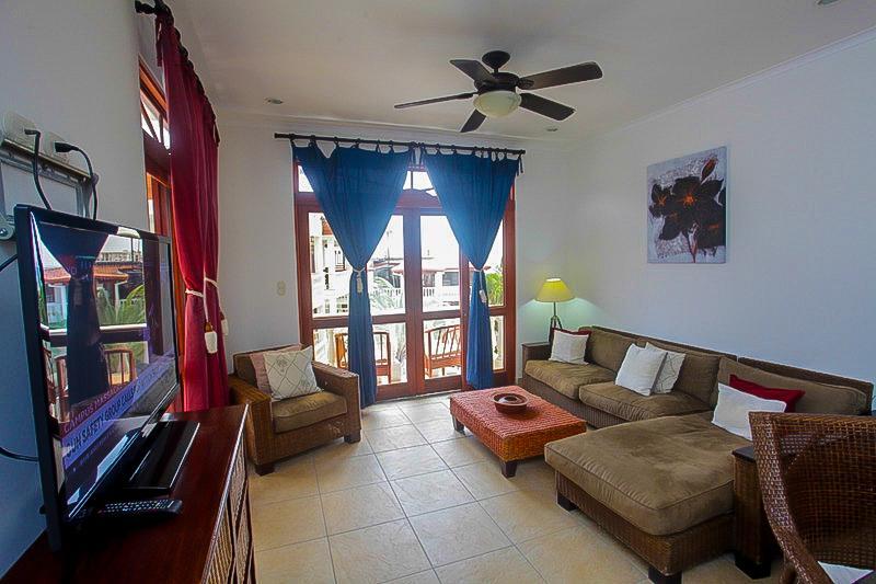 Paloma Blanca 3E 3rd Floor Ocean View - Image 1 - Jaco - rentals