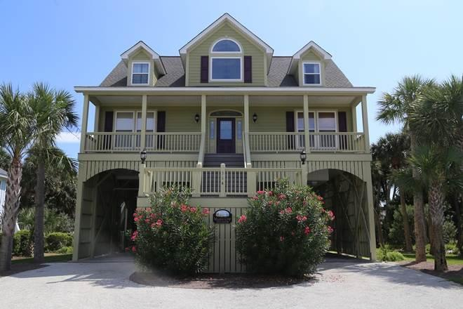 "514 Pompano St. - ""Music City Miracle"" - Image 1 - Edisto Beach - rentals"