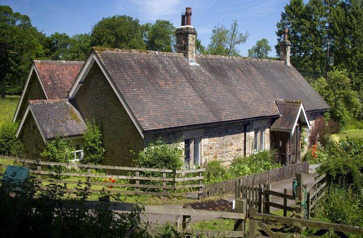 Haughton Castle - Garden Cottage - Image 1 - Barrasford - rentals