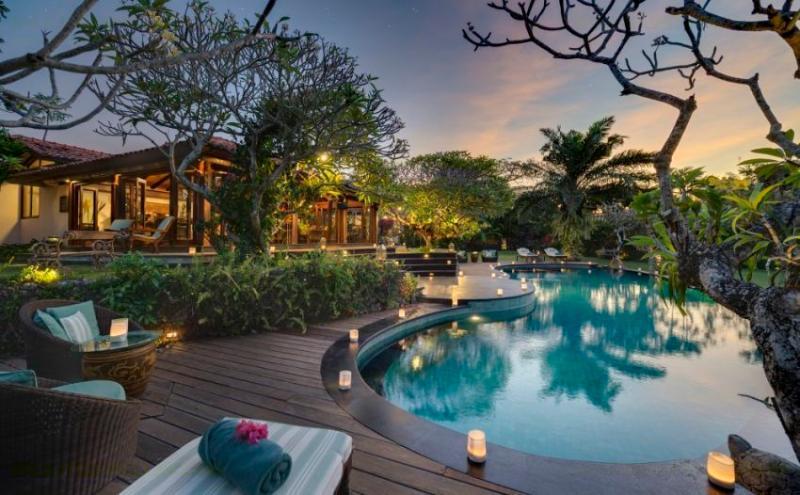 Villa East Indies, Bali - Villa East Indies Canggu Bali Elegant 6 bdrm - Pererenan - rentals