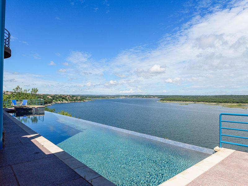 Rockledge Estate at Lake Travis with Private Pool - Image 1 - Austin - rentals