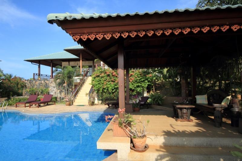 Villa Baan Lom Talay Koh Samui - Image 1 - Plai Laem - rentals