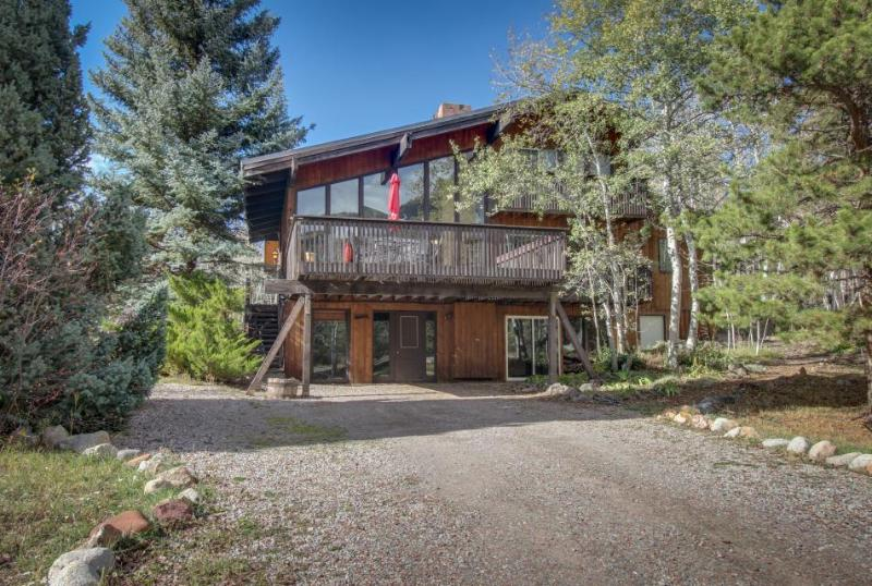 Cozy mountain lodge w/ dog-friendly accommodations & nearby ski access - Image 1 - Aspen - rentals
