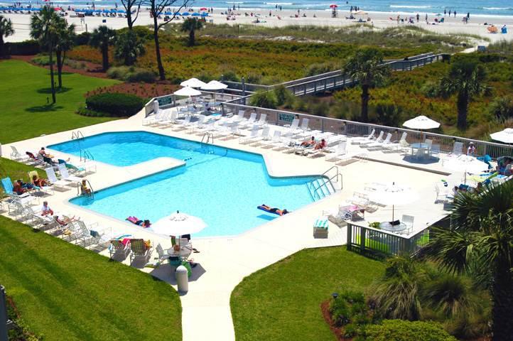 Ocean One Villas 121 - Image 1 - Hilton Head - rentals