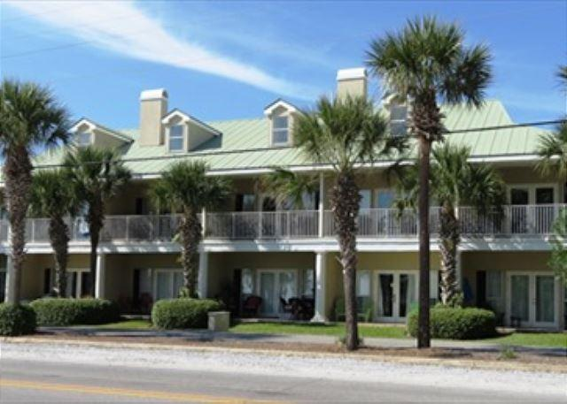 Caribbean Dunes - Caribbean Dunes 203, Just steps to the beach! - Destin - rentals