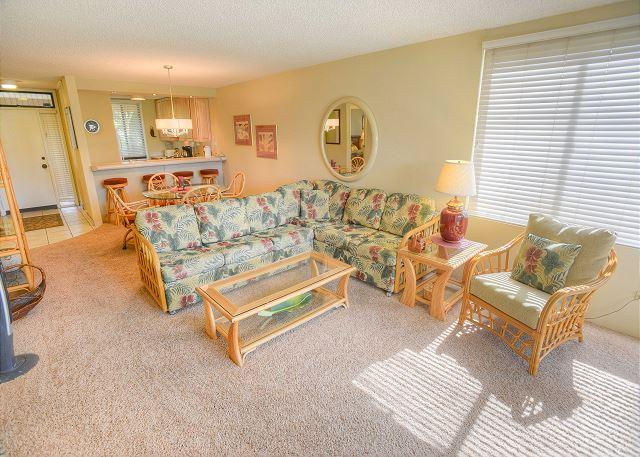 Corner Condo at Kamaole Sands with No Stairs Required! - Image 1 - Kihei - rentals