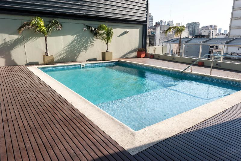 The Pool - Best location & amenities! Modern tower in Palermo - Buenos Aires - rentals