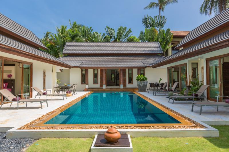 Baan Batur a beautiful Balinese villa near Chaweng - Baan Batur a balinese style villa near Chaweng - Chaweng - rentals