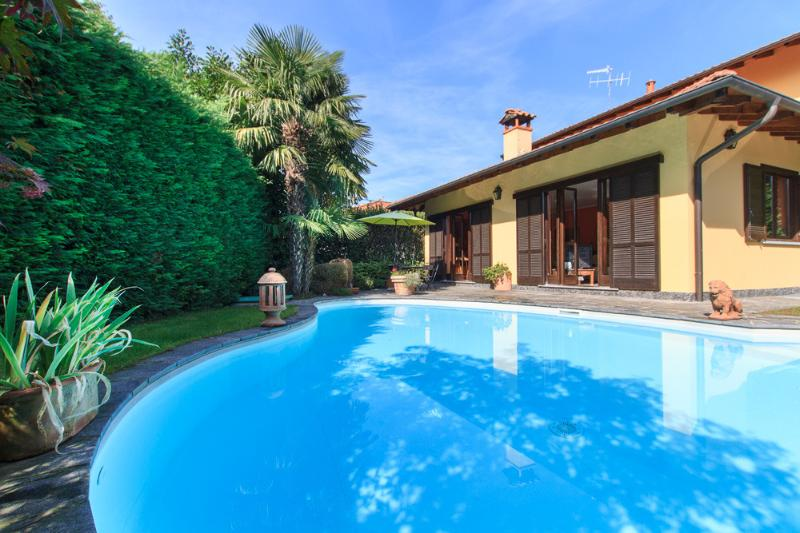 Villa Biganzolo Verbania, Lake Maggiore - NORTHITALY VILLAS Vacation Villa Rentals - Enchanting villa with private pool! - Verbania - rentals