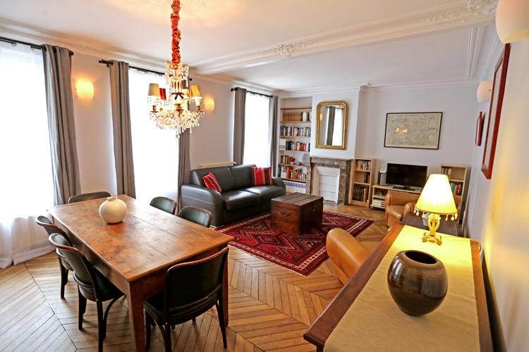 Apartment Balmain holiday vacation large apartment rental france, paris, latin - Image 1 - Paris - rentals